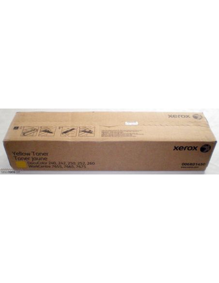Tóner Xerox pack 006R01450 (2 Unid) para DocuColor 240 250