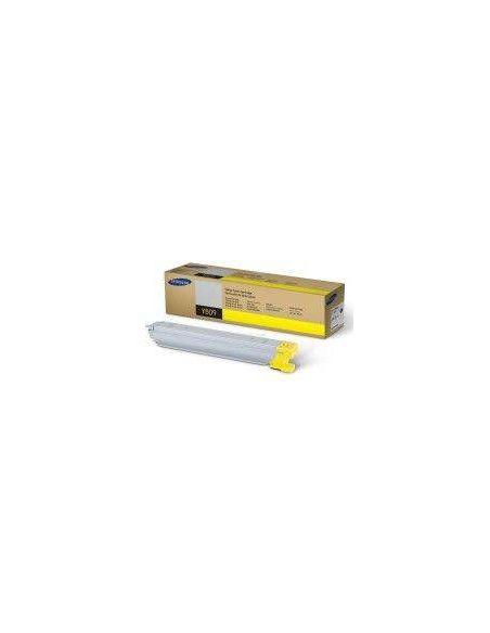 Tóner Samsung Y809S Amarillo SS742A para CLX9201 CLX9301