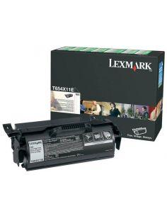 Toner Lexmark Negro T654X11E (36000 Pag) para T654, 656