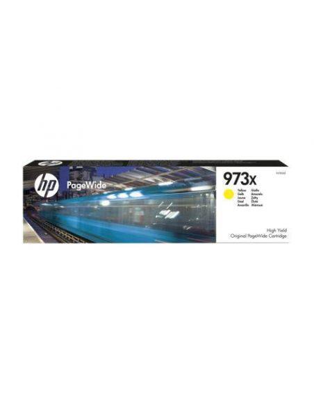 Tinta HP 973X Amarillo (82ml)(7000 Pág)