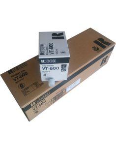 Tinta Ricoh NEGRO VT-600 5x600ml