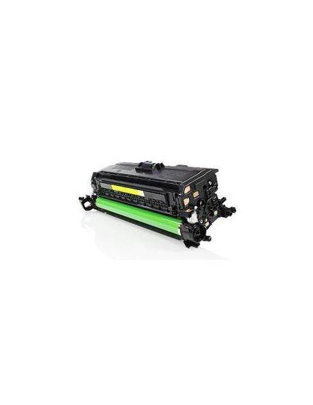 Tóner para HP 307A Amarillo CE742A (7300 Pag) No original para Color LaserJet CP5220 CP5225