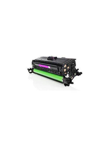 Tóner para HP 307A Magenta CE743A (7300 Pag) No original para Color LaserJet CP5220 CP5225