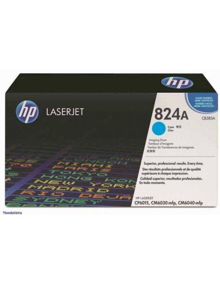 Tambor HP 824A CIAN (23000 pag) para CM6030 y mas