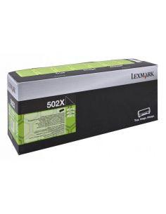 Tóner Lexmark 50F2X0E NEGRO 502X (10000 Pag) Original
