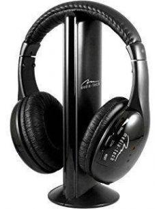 Auriculares inalámbricos con micrófono 5 en 1 LL-10758