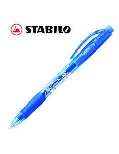 Bolígrafo retractil Stabilo Azul Marathon 318 VC