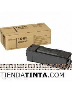 Tóner Kyocera TK65 NEGRO 370QD0KX (20000 Pág)