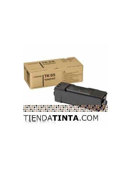 Tóner Kyocera TK-65 Negro (20000 Pag) para FS3820 3830