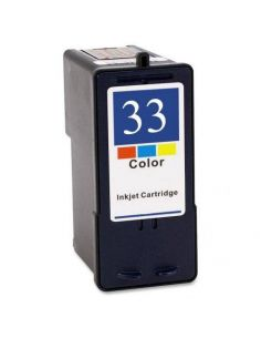 Tinta para Lexmark 18CX033E COLOR Nº33 (30ml)(No original)