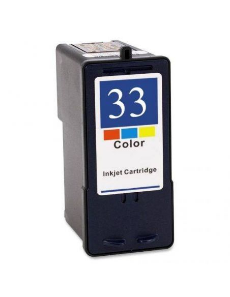 Tinta para Lexmark 33 COLOR 18CX033E (30ml) No original