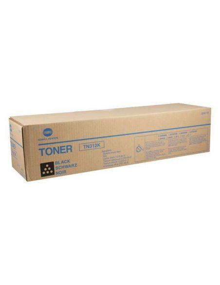 Tóner Konica Minolta TN312K Negro 8938705 (20000 Pág)