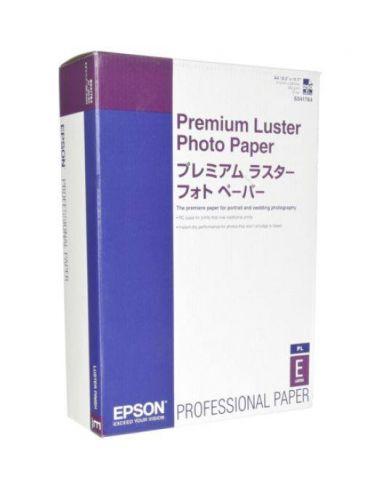 Papel Epson A4 S041784 LUSTER Premium 250g/m² (250h.)