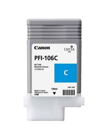 Tinta Canon 6622B001AA Cian PFI-106C (130ml) Original