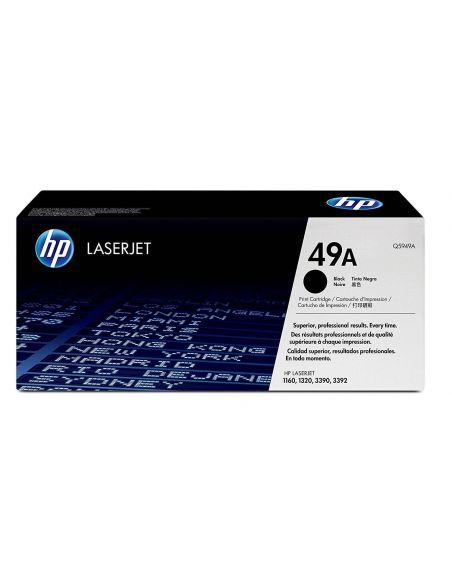 Tóner HP 49A Negro q5949a (2500 Pag) para Laserjet 1160 3390