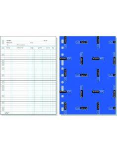 Recambio Multifin CUENTAS CORRIENTES 155x215 90g/m² 11 taladros (50h.) 3002