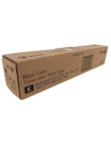 Tóner Xerox 006R01513 Negro (26000 Pag) para WorkCentre 7525 7530 7545