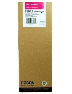 Tinta Epson MAGENTA T6063 (220ml)