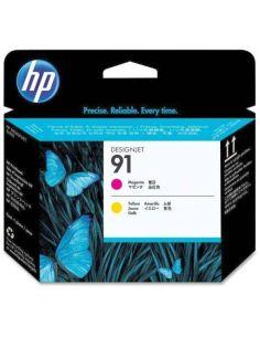 Cabezal HP C9461A MAGENTA y Amarillo Nº91