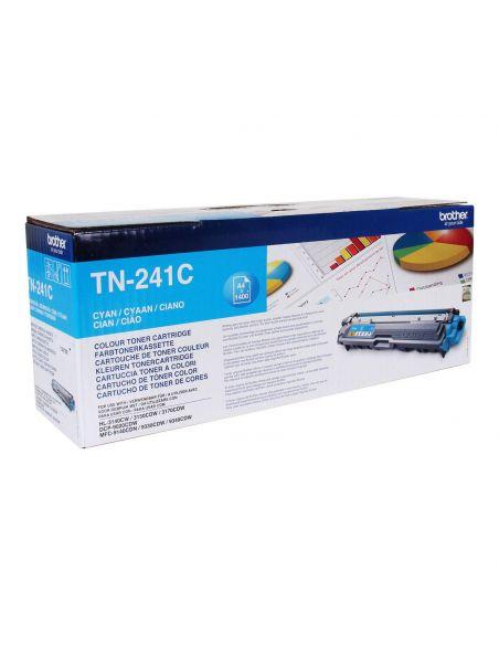 Tóner TN-241C Brother Cian para DCP-9015 HL-3140