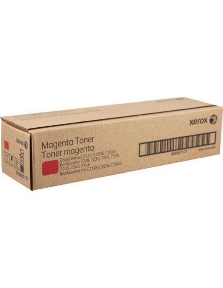 Tóner 006R01177 Xerox 7228 Magenta para CopyCentre C2128 C2636