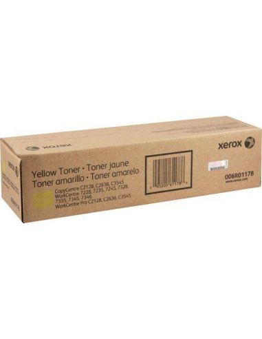 Tóner Xerox 006R01178 Amarillo (16000 Pág)
