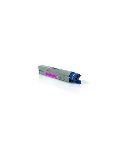 Tóner para Oki 43459370 Magenta (2000 Pag) No original para C3500 MC350