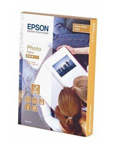 Papel fotográfico Epson S042157 A6 10x15 (190g/m²)(70h.)