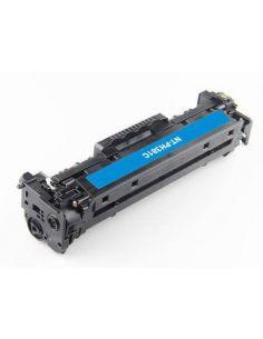 Toner para HP CE411A Cian Nº305A (2600 Pag)(No original)
