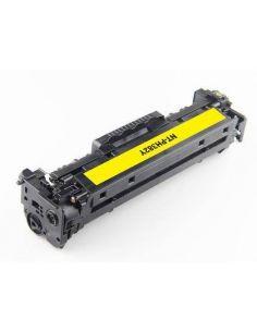 Toner para HP CE412A Amarillo Nº305A (2600 Pag)(No original)