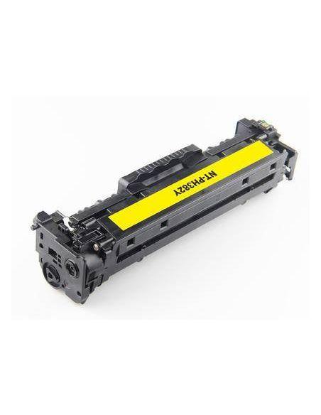Tóner para HP 304A/305A/312/718Y Amarillo CF382A No original para LaserJet CP2025 M351 y mas