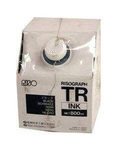 Tinta Riso S-952E NEGRO TR-INK (800 ml) Original