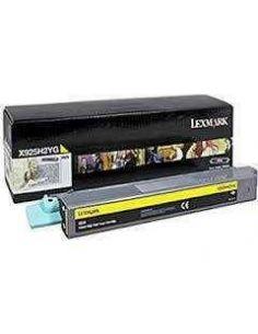 Toner Lexmark X925H2YG Amarillo (7000 pag)
