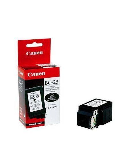 Cabezal y tinta Canon BC-23 Negro (900 páginas)