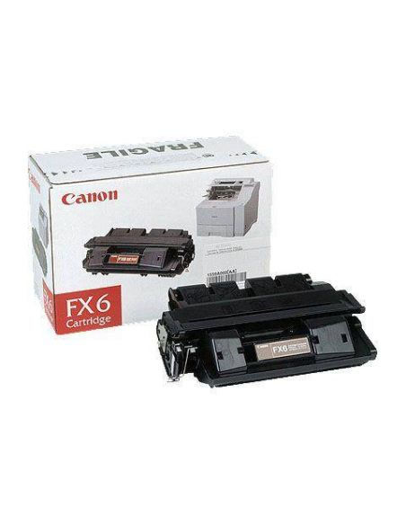 Tóner Canon FX6 Negro para Fax L1000