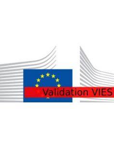 Validación de Número de IVA para compras intracomunitarias