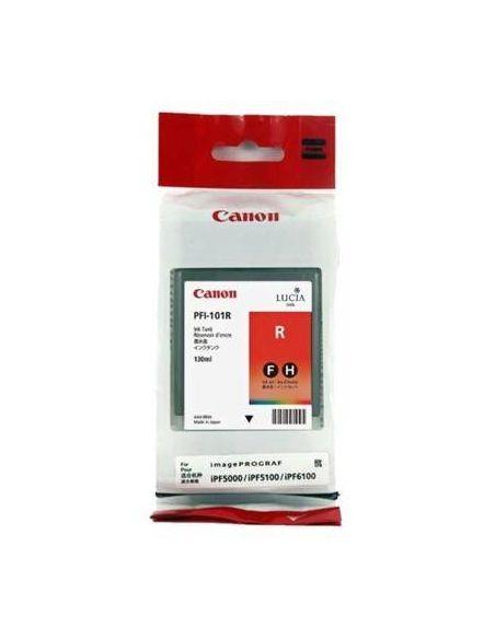 Tinta Canon 101R Rojo 0889B001 (130 ml)