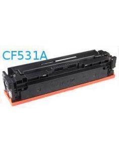 Tóner para HP Nº205A Cian CF531A (1100 Pág) No original