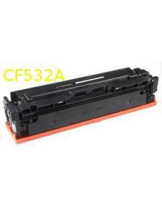 Tóner para HP Nº205A Amarillo CF532A (1100 Pág) No original