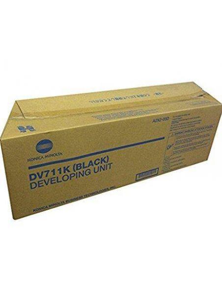 Developer Konica Minolta DV711K Negro (155000 Pag)