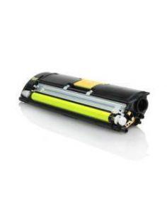 Tóner para Konica Minolta A00W132 Amarillo 2400W/2500W (4500 Pág) No original