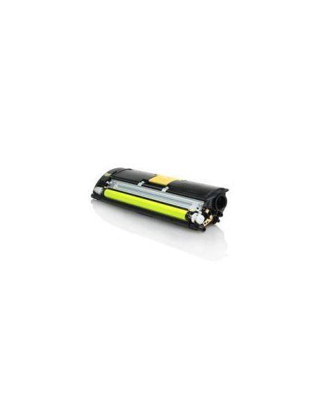 Tóner para Konica Minolta A00W132 Amarillo (4500 Pag) No original para MagiColor 2400 2450