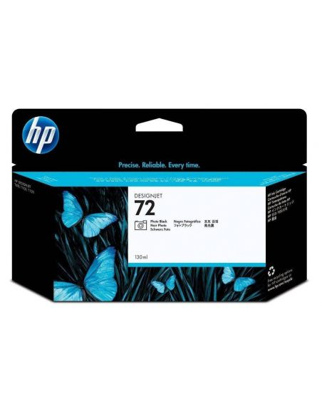 Tinta HP 72 Photo Negro (130ml)