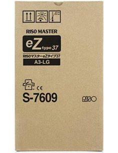 Master Riso S7609 (EZ-Type 37)(A3)(2 rollos)