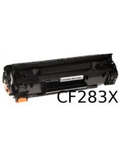 Toner para HP Negro Nº83X / 737 (2200 pag)(No original)