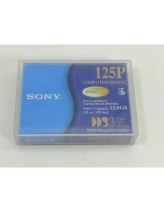 Cartucho de Datos Sony DGS125P 12/24GB (DDS3)