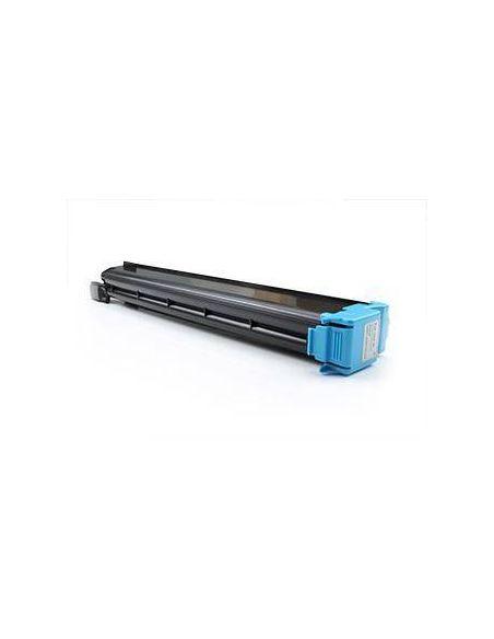 Tóner para Konica Minolta TN613C Cian A0TM450 No original para Bizhub C452 C552
