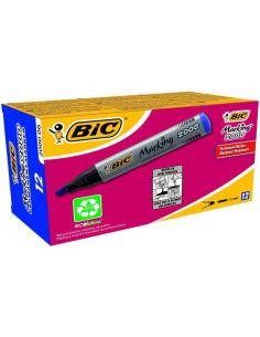 Marcador permanente BIC 2000 AZUL punta conica 1,7mm 820914