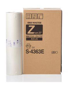 Master Riso S-4363 A3-LG (Z-Type 37)(2 rollos)
