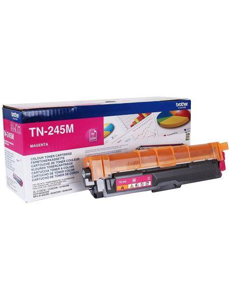 Tóner TN-245M Brother Magenta para DCP-9015 HL-3140